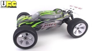 Iron Track / Himoto Ziege 1/8th brushless truggy Review
