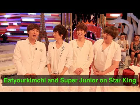 Star King with Super Junior Music Videos