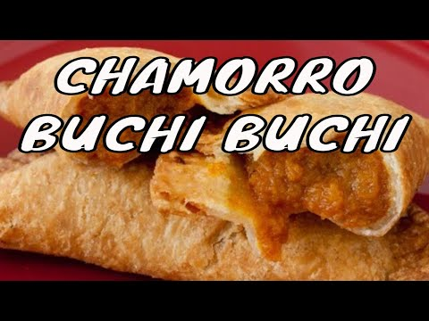 Chamorro buchi buchi recipe - Part 1