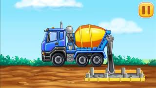 Cement mixer- toys for kids