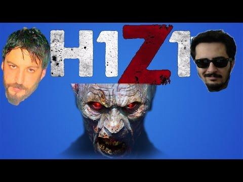 Araba Şekli | H1Z1 Türkçe Online Multiplayer | Bölüm 11