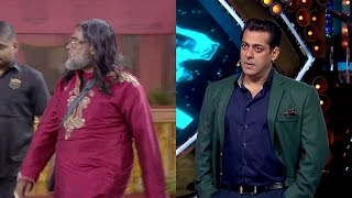 Bigg Boss 10   Day 80   Salman Khan takes a special entry to throw Swami Om out of Bigg Boss House