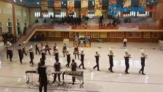 Unggul Sementara Perolehan Medali, Marching Band Kota Jambi Bawakan Konsep Anime