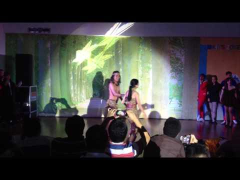 (Sales Department) Hyundai North Edsa Christamas Party 2012