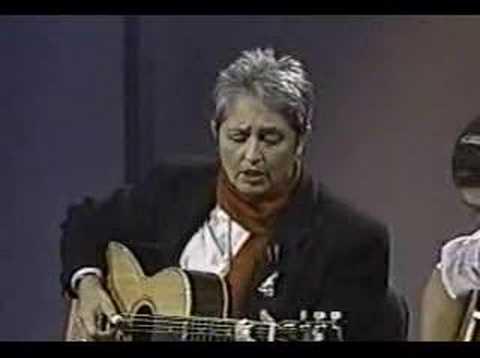 Joan Baez - Strange Rivers (1990) (Nashville)