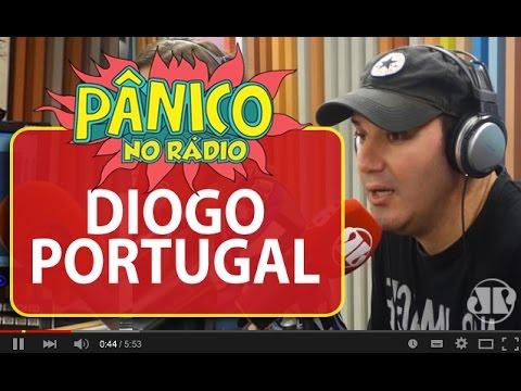 Diogo Portugal - Pânico - 18/11/15