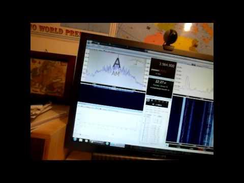 SDR-Radio V2 and DJ Console