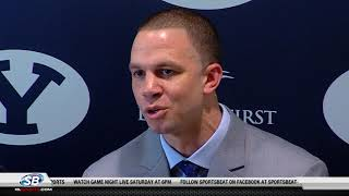 BYU introduces new basketball assistants
