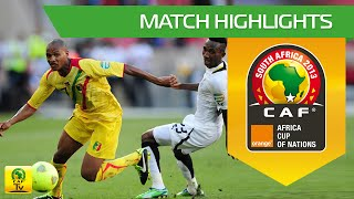 CAN Orange 2013 | Ghana 1-0 Mali