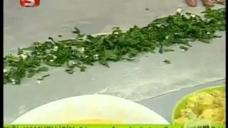Oktay Usta Yeşil Elma - Hasan Usta Börek Show Videosu