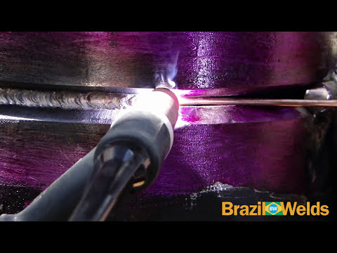 Vídeo aula - solda TIG posição 2G (Video Lesson, TIG Welding, 2G position).avi
