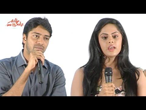 Allari Naresh & Karthika New Film - Siri Cinema Production No: 2 Movie  Press Meet