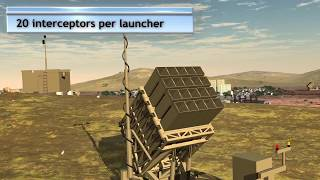 Rafael Advanced Defense Systems - Iron Dome Mobile Short Range Missile Defence System [1080p]