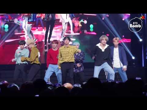 [BANGTAN BOMB] 'DNA' Special Stage (BTS focus.) @COMEBACK SHOW - BTS (방탄소년단)