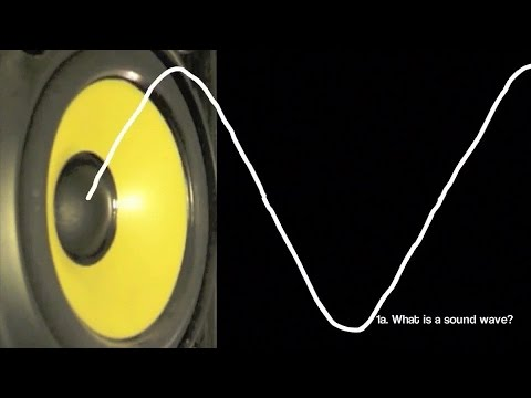 How Sound Works - The Physics of Sound Waves