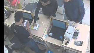 video ăn cắp iphone 6