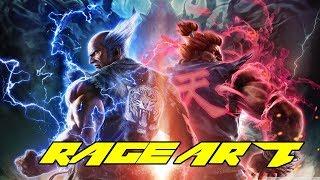 Tekken 7 - Rage Art / Ultimate Attack