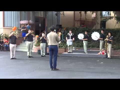 Ramona Convent Fall Festival: Star Spangled Banner