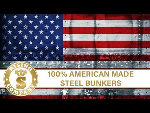 Rising S Steel Underground Bunker Youtube