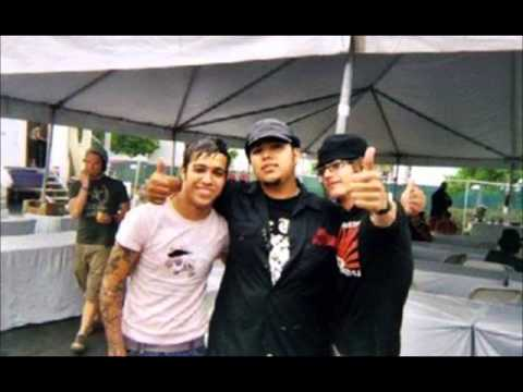 pete wentz & mikey way ~ bang the doldrums