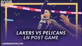 Lakers Discussion: Lakers Beat the Pelicans, New Starting Lineup, Kuzma & Ingram Continue to Shine