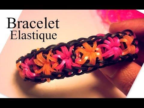 Bracelet elastique etoile avec fourchette videolike - Comment faire un bracelet en elastique ...