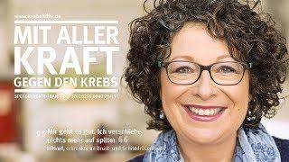 Download Lagu Deutsche Krebshilfe  | Hiltrud – Mit aller Kraft gegen den Krebs Gratis STAFABAND