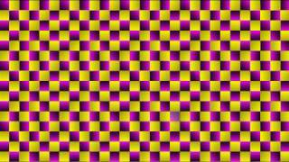 Squares of Illusion