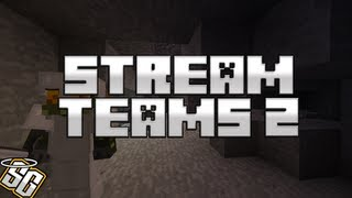 Minecraft Hunger Games: Stream Teams 2 | Mining for Iron 10000 Sub Video