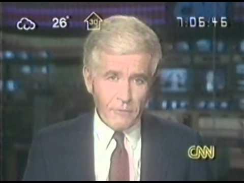 1989-06-05 A - CNN News Tiananmen Square Massacre
