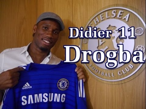 Drogba, Back Of King ✪   A Legend Come Home ✪ Chelsea FC