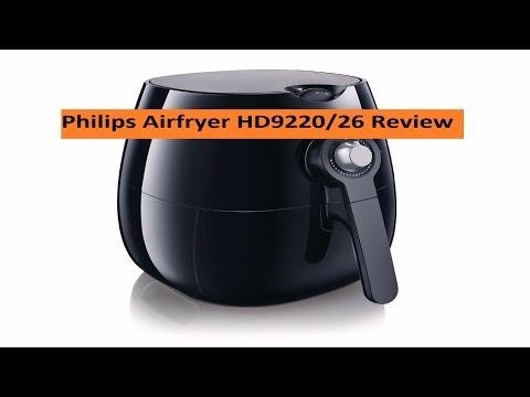 Gebruiksaanwijzing philips airfryer hd9220