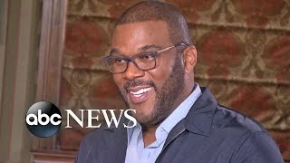 Tyler Perry Talks Fatherhood, 'Too Close to Home'