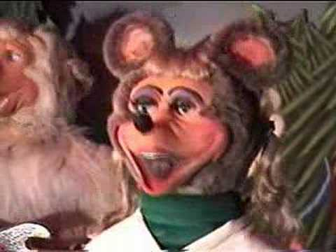 Hips Don t Lie- Shakira - The Rock-afire Explosion