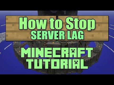 TOP Ways to Stop Server Lag - Minecraft 1.11