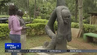 Kenyan artist routes for talent development