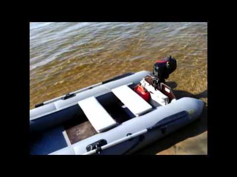 лодочные моторы бриз видео