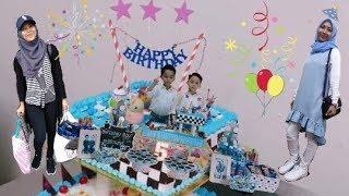 "Pengalaman!!!! Dateng ke acara birthday party nya Budak melayu ""BB TWINS"" (Malaysia)"