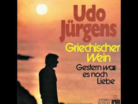 Udo Juergens - Griechischer Wein
