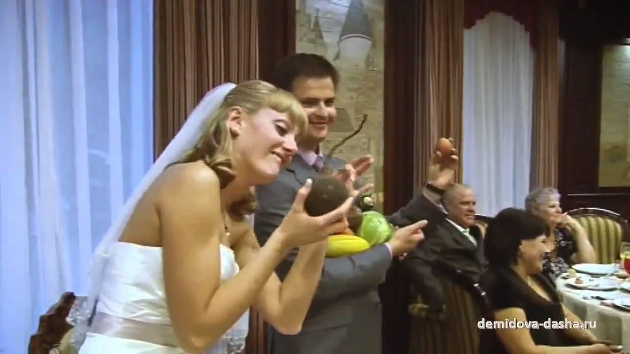 Видео смешное поздравление на свадьбе 71