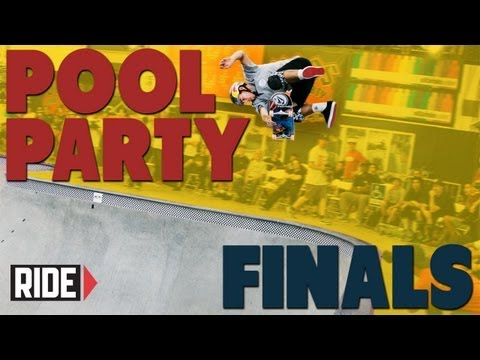 Vans Pool Party Finals