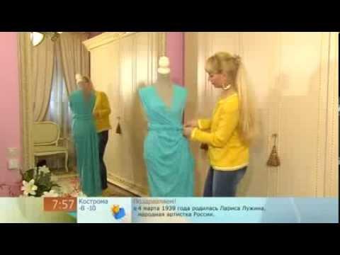 Ольга никишичева сшить летнее платье 85
