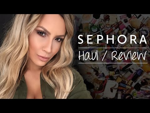 Sephora Haul / Review - Desi Perkins