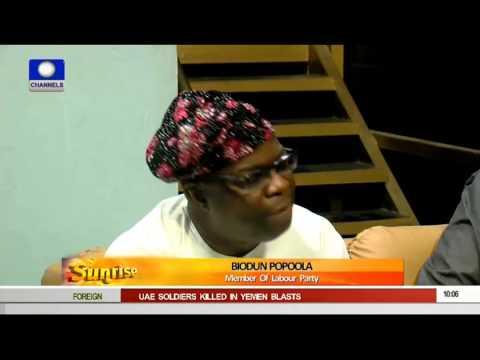 Sunrise:  Analysing Buhari's 100 Days In Office Pt 5
