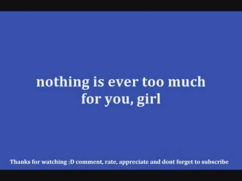 Nothing (lyrics) FDM