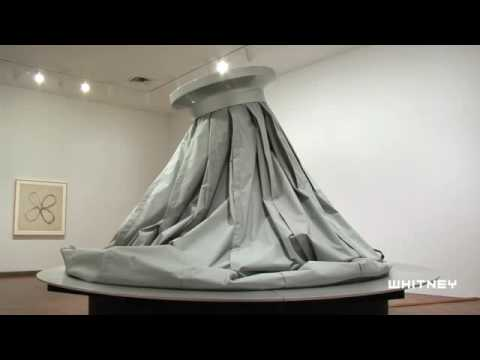 "Whitney Focus presents Claes Oldenburg s ""Ice Bag-Scale C"""