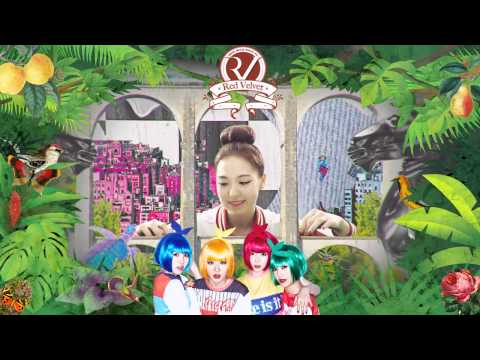 [COLLAB] Red Velvet (레드벨벳) - Happiness (행복)