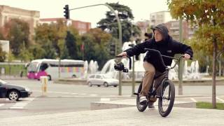 MacNeil UK BMX Team In Madrid [HD]