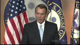 Speaker Boehner says he won't play games with the debt limit