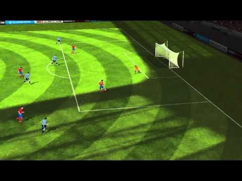 FIFA 14 Android - Zuid-Korea VS Uruguay